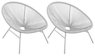 Thumbnail for your product : CosmoLiving by Cosmopolitan Avo Collection Indoor/Outdoor Modern XL Lounge Chair