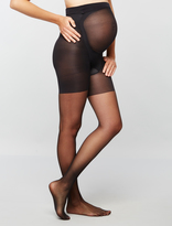A Pea in the Pod Mama Spanx Full Length Maternity Pantyhose