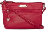 Perlina Nappa Mid-Size Crossbody Bag