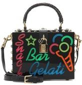 Dolce & Gabbana Dolce Box PLEXIGLAS® tote