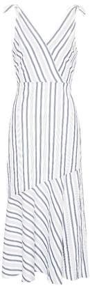 Sam Edelman Cotton Stripe Midi Sundress