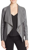 BB Dakota Carmen Faux Leather Jacket