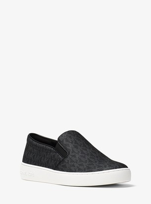 MICHAEL Michael Kors Keaton Logo Slip-On Sneaker