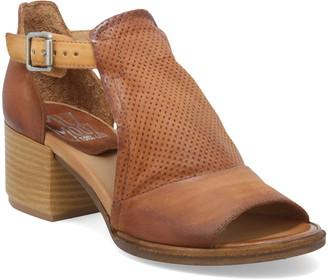 Miz Mooz Campbell Block Heel Sandal