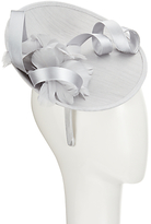 John Lewis Belle Shantung Disc and Loop Occasion Hat