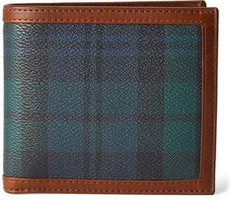 Ralph Lauren Faux-Leather Heritage Wallet