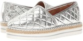 Love Moschino Sparkle Quilted Espadrille Women's Shoes