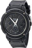 Casio Women's Baby-G BGA151-1B Resin Quartz Watch