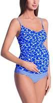 Anita Women's Schwangerschafts-Zweiteiler Lelepa Maternity Tankinis,14 (Manufacturer Size:44 D), D