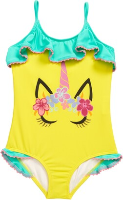 Heart And Harmony Magic Unicorn One-Piece Swimsuit