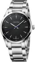 Calvin Klein Men's Swiss Stainless Steel Bracelet Watch 41mm K5A31141