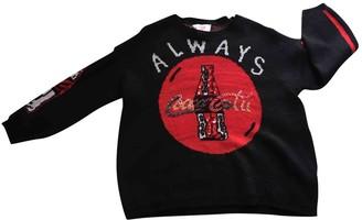Lm Lulu Black Wool Knitwear for Women