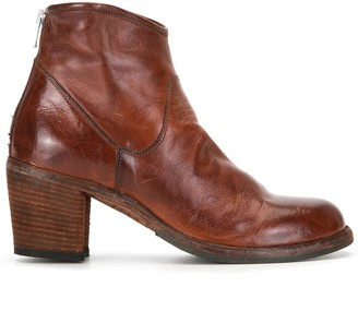 Officine Creative Agnes 28 ankle boots