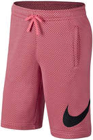 Nike Printed Fleece Shorts
