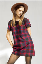 ARTS THREAD X UO Nicolette Plaid Dress