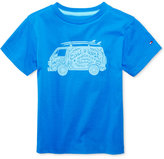 Tommy Hilfiger Ride Along Graphic-Print T-Shirt, Toddler & Little Boys (2T-7)