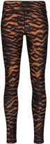 The Upside Tiger-Print Yoga Leggings