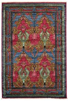 "Solo Rugs Morris Collection Oriental Rug, 4'1"" x 6'1"""