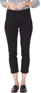 NYDJ Tummy-Control Pull-On Skinny Jeans