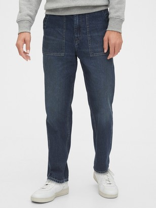 Gap Straight Fit Utility Pants