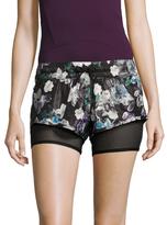 adidas by Stella McCartney Run 2 in 1 Mesh Shorts