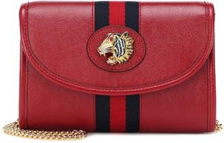 Gucci Rajah Mini leather shoulder bag