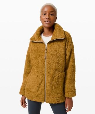 Lululemon Oh So Sherpa Jacket