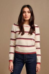 Bellerose Dattor Stripe Sweater - 0