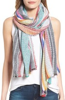 Collection XIIX Women's Cabana Stripe Scarf