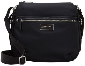 Calvin Klein Sussex Zip Top Crossbody Bag