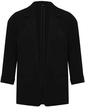 M&Co Crepe blazer