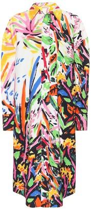 Marni Printed cotton dress