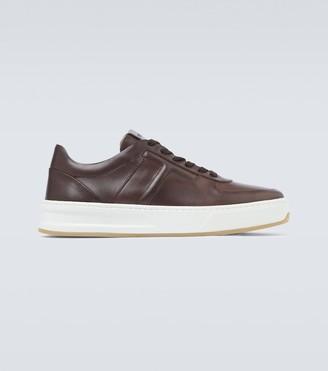 Tod's Allacciata Cassetta sneakers