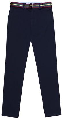 Polo Ralph Lauren Kids Stretch-cotton chino pants