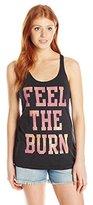 Fifth Sun Juniors' Feel It Graphic T-Shirt