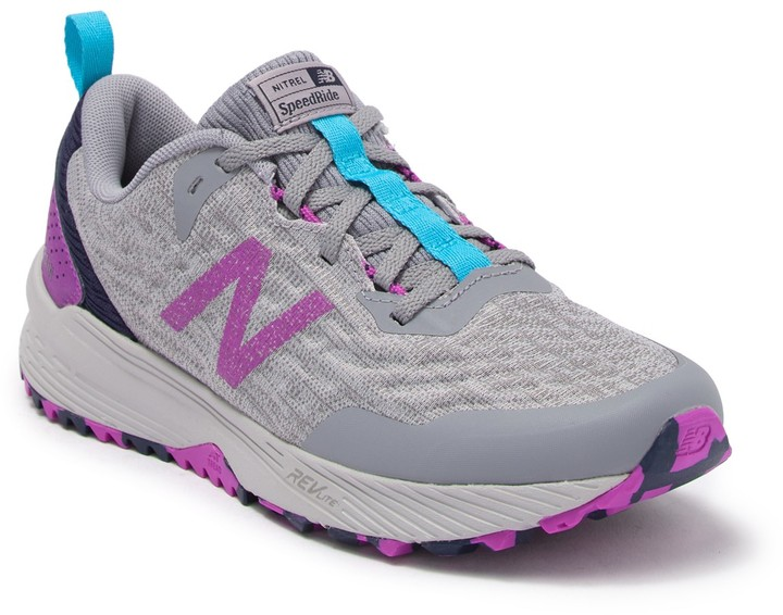 New Balance Nitrel v3 Trail Running Shoe - Wide Width Available