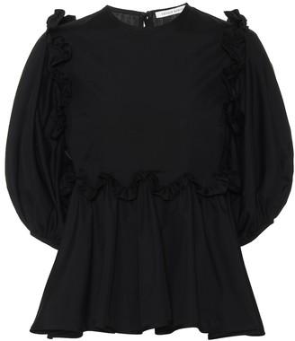 Cecilie Bahnsen Marie cotton blouse