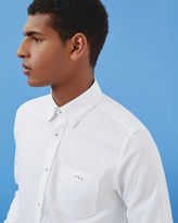 THEMONK Cotton Oxford shirt