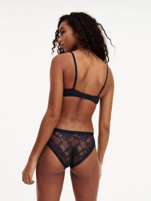 Tommy Hilfiger Lace Back Briefs