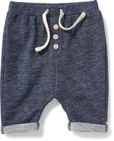 Old Navy Cropped French-Terry Leggings for Baby