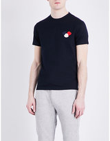 Moncler Three-circle Cotton-jersey T-shirt