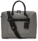 MCM Markus Leather Briefcase