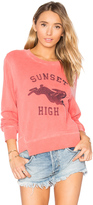Mother The Step Matchbox Sweatshirt