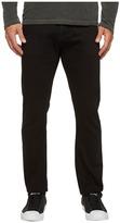 Jean Shop Jim Skinny in Jet Black Selvedge Men's Jeans