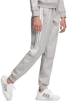 adidas Big Boys Outline Sweat Pants
