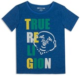 True Religion Boys' Buddha Tee - Little Kid, Big Kid
