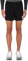 Satisfy Men's Short Distance Running Shorts-BLACK