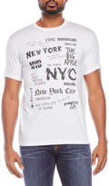 Body Rags NYC Collage Tee