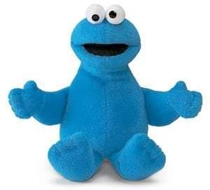 Gund Sesame Street Cookie Monster Plush Toy