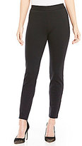 Gibson & Latimer Zip Back Ponte Leggings